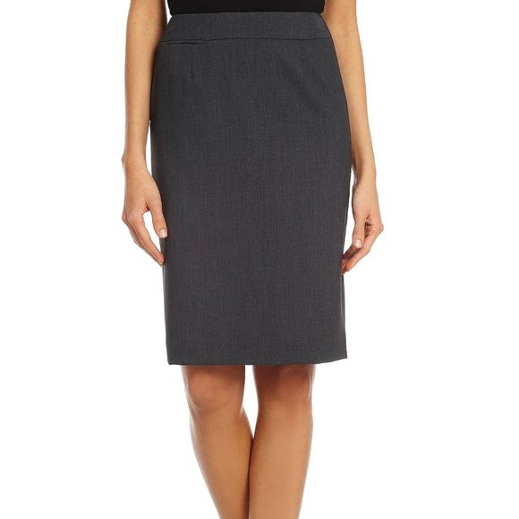 fff5035af70e Calvin Klein Dresses & Skirts - Calvin Klein Pencil Skirt - Charcoal Gray